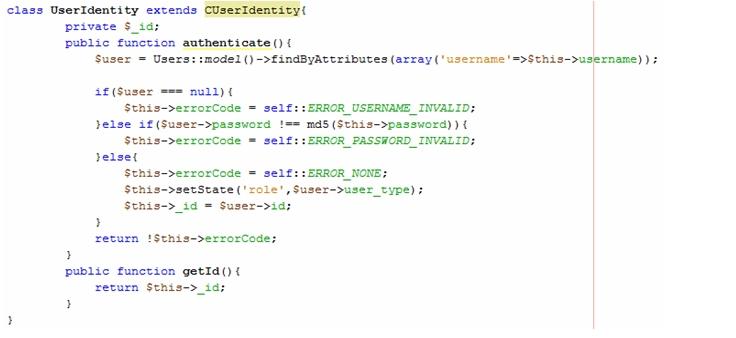 การสร้างระบบ User Login จากฐานข้อมูล